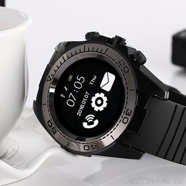 Черные Мужские Наручные часы AM:PM