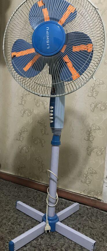Вентилятор,не работает