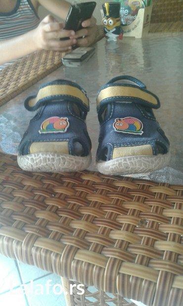 Ciciban sandale malo nosene jako dobro ocuvane br 23 gaziste 15 cm - Backa Palanka
