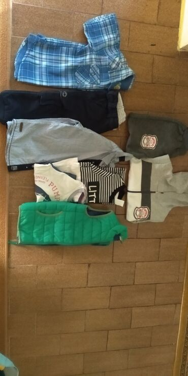 Paket odeće - Sivac: Paket za dečake Vel 80