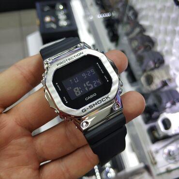 бу стекла в Кыргызстан: G-shock GM5600 Со стальным корпусом ! ! !___Функции : секундомер