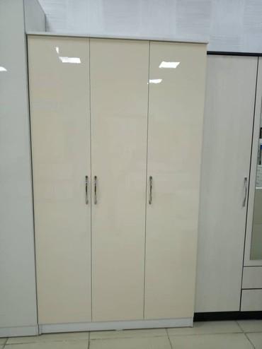 Шкаф акриловый кремовый цвет в Бишкек