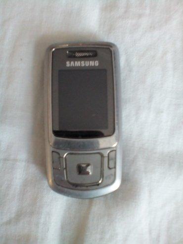 Bakı şəhərində Samsung B520 telefonu ZAPCAST kimi satilir.Ekrani ishleyir.Arxa qapagi