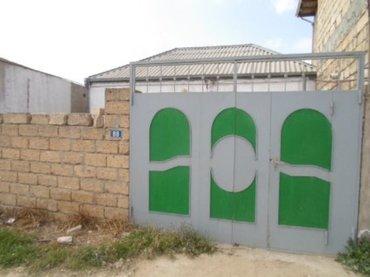 Bakı şəhərində  Bineqedi Qesebesinde 2-otaq temirli ferdi yawayiw evi satilir.Ev