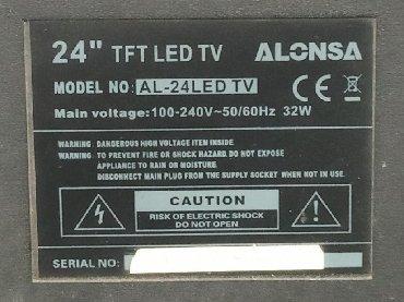 ALONSA. LED. Televizorun. ana .platasi. satılır. 80azn. Blok в Bakı