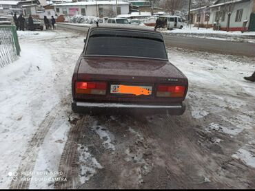 ВАЗ (ЛАДА) 2107 1.6 л. 2007 | 90 км
