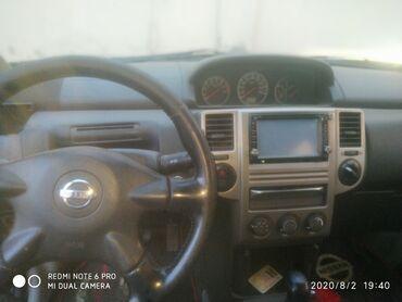 Nissan Azərbaycanda: Nissan X-Trail 2 l. 2004 | 228000 km