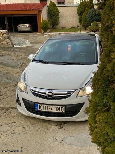 Opel Corsa 1.7 l. 2012