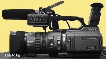 Sony-pd170-видеокамера. С прибамбасами. в Бишкек