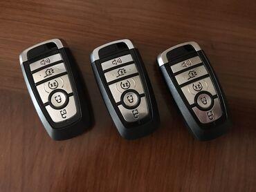 isma mustang - Azərbaycan: Ford Fusion Mustang üçün tam original açarlar 3 ədəd var