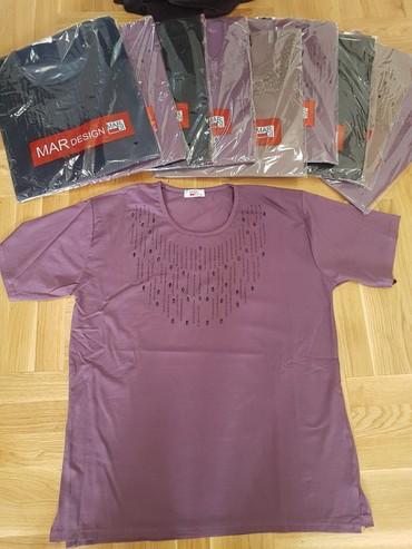 Nove Turske MarDi tunike majice, odlicnog kvaliteta, lagane i prijatne - Pancevo