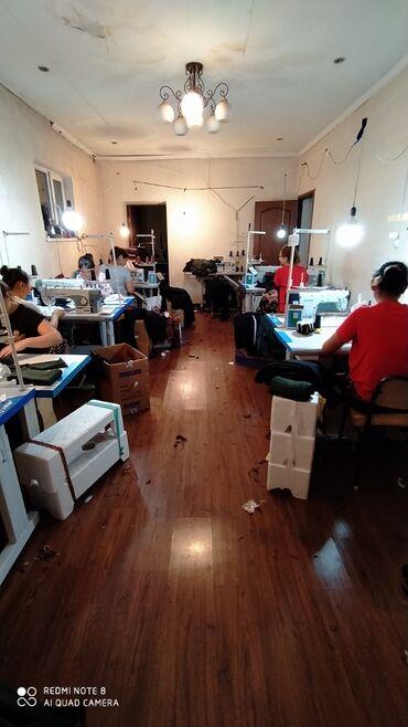 Пошив одежды - Кыргызстан: Саламатсыздарбы заказчик керек . Качество и количество чыгарабыз