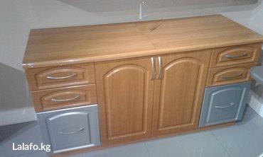 Новый кухонный гарнитур- 3 предмета (польша)-длина 1. 6 м в Бишкек