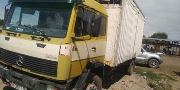 Мерседес сапог грузовой в бишкеке - Кыргызстан: 1320 мерс грузовой сатылат
