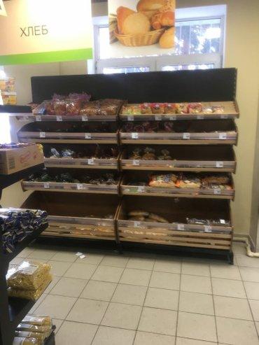 Оборудование для бизнеса в Кок-Ой: Хлебные полки!