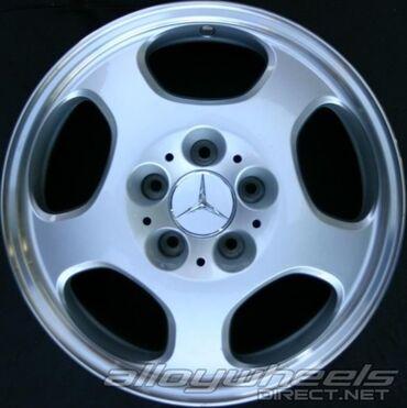 шины 19560 r16 в Кыргызстан: Mercedes R16 avantgarde mekab! Диски в отличном состоянии! Геометрия