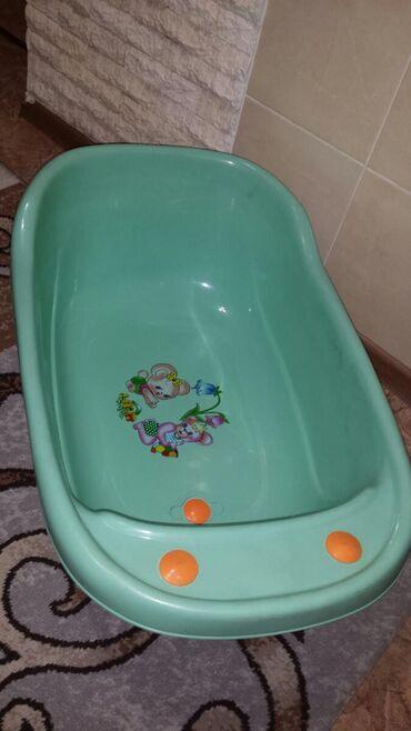 детские-игровые-площадки-для-двора в Кыргызстан: Продаю детскую ванночку. Б/у, состояние отличное!