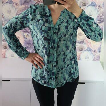 Изумительно красивая, очень приятная к телу немецкая блузка!