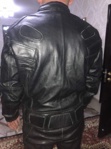 Костюм для ещжы на мотоцикле и байке кожа 100% 250 долларов $ в Сокулук