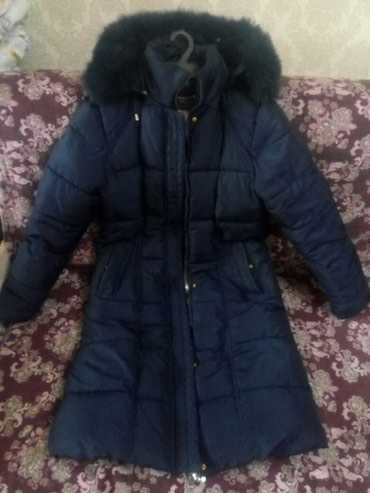 Почти новое зимнее, оочень теплое в Бишкек