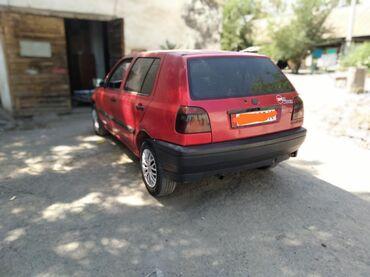 Volkswagen в Кыргызстан: Volkswagen Golf 1.8 л. 1992