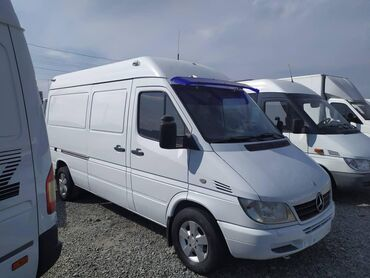 Mercedes-Benz Sprinter 2.7 л. 2006 | 42 км