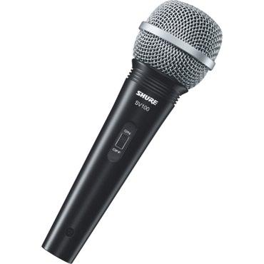 Микрофон для караоке SHURE SV100 в Бишкек