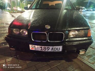 BMW 320 2 л. 1993