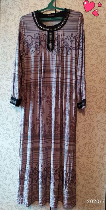 Платье женское летнееБ/у хорошее состояние48-52 размер650 сомНАХОДИТСЯ