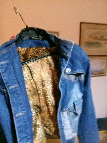 Jaknica h m - Srbija: Gabriella Frattini original jakna, teza je od klasicnih jakni, dobro