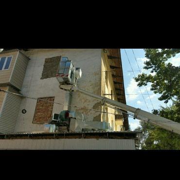Вентиляция кафе, ресторанов, домов, в Бишкек