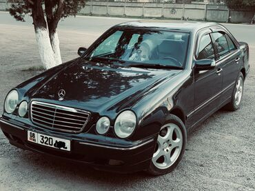 Mercedes-Benz E 320 3.2 л. 2001 | 169000 км