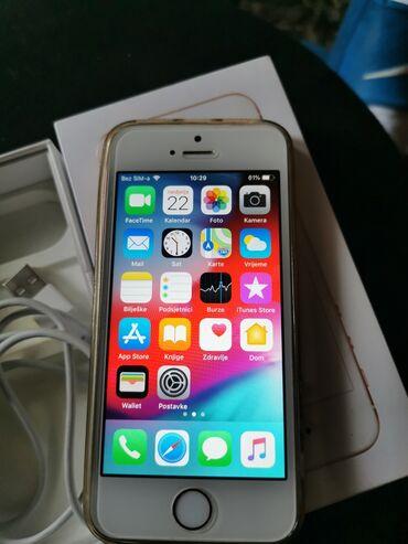 Elektronika - Smederevo: Polovni iPhone SE 32 GB Gold