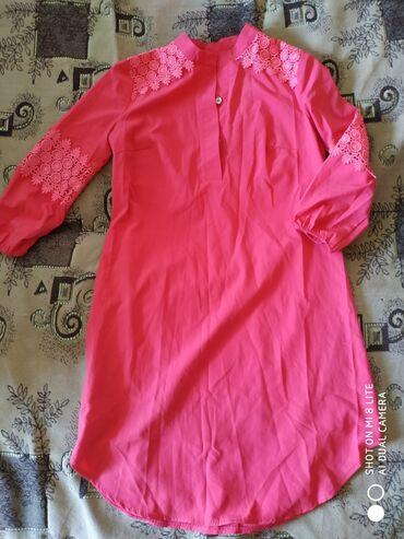 Платье-туника . Размер s