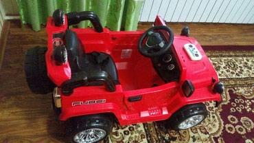 Игрушки в Кара-Суу: Детские машина с пульт управлением