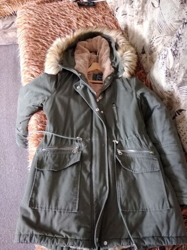 Zimski kaput evropska - Srbija: Zimska, ženska jakna, nova