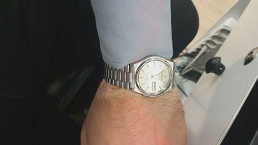 fit saat - Azərbaycan: Gümüşü Kişi Qol saatları Seiko