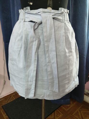 Очень удобная юбка, с кармашками, Корейская