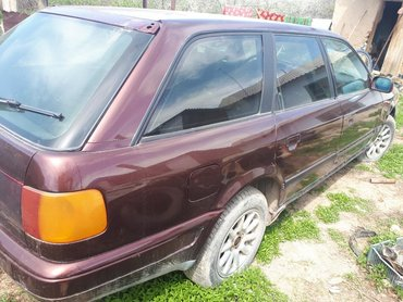 Audi в Бакай-Ата: Audi S4 2.6 л. 1994