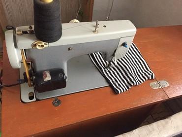 универсал-машина в Кыргызстан: Швейная машина подольск 142 электрическая и ножная универсальная совет