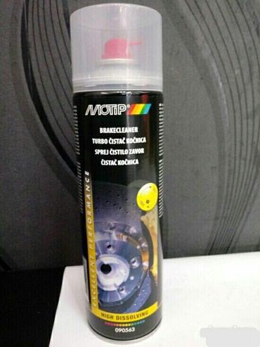 Cistac kocnica Motip - Crvenka