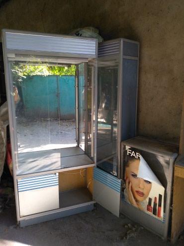Продаю витрины зеркальные с в Бишкек