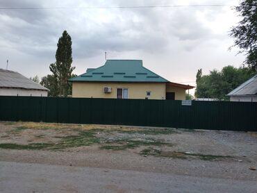 Недвижимость - Манас: 80 кв. м 3 комнаты, Бронированные двери, Евроремонт, Кондиционер