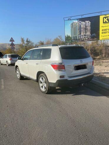 постельное белье blumarine цена в Кыргызстан: Toyota Highlander 3.5 л. 2012