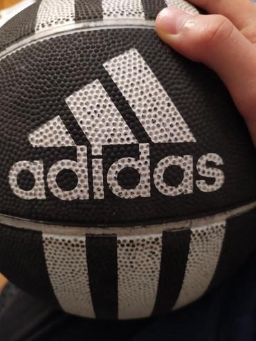Lopte | Srbija: Košarkaška lopta Adidas, za samo 800 dinara!