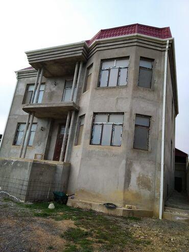 villa - Azərbaycan: Satılır Ev 370 kv. m, 6 otaqlı