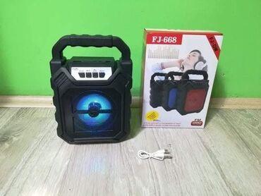 Huawei ets 668 - Srbija: Bežični zvučnik Blutut FJ-668Samo 1350Porucite odmah u Inbox