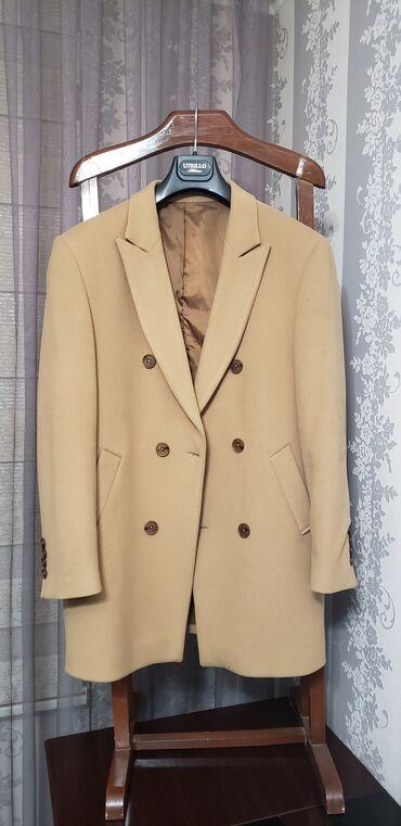 бежевые кюлоты в Кыргызстан: Продаю мужское пальто. Размер LПродаю куртку Zara. Не носил. Размер L