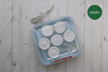 Техника для кухни - Украина: Йогуртниця Moulinex (YG 100) у робочому стані.    Довжина: 28 см Ширин