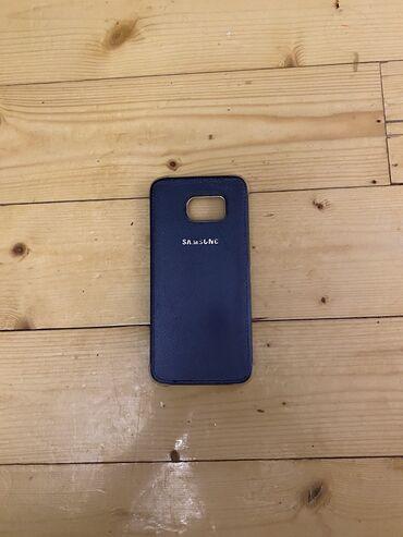s 6 edge - Azərbaycan: Samsung Galaxy S7 Edge   göy   İşlənmiş